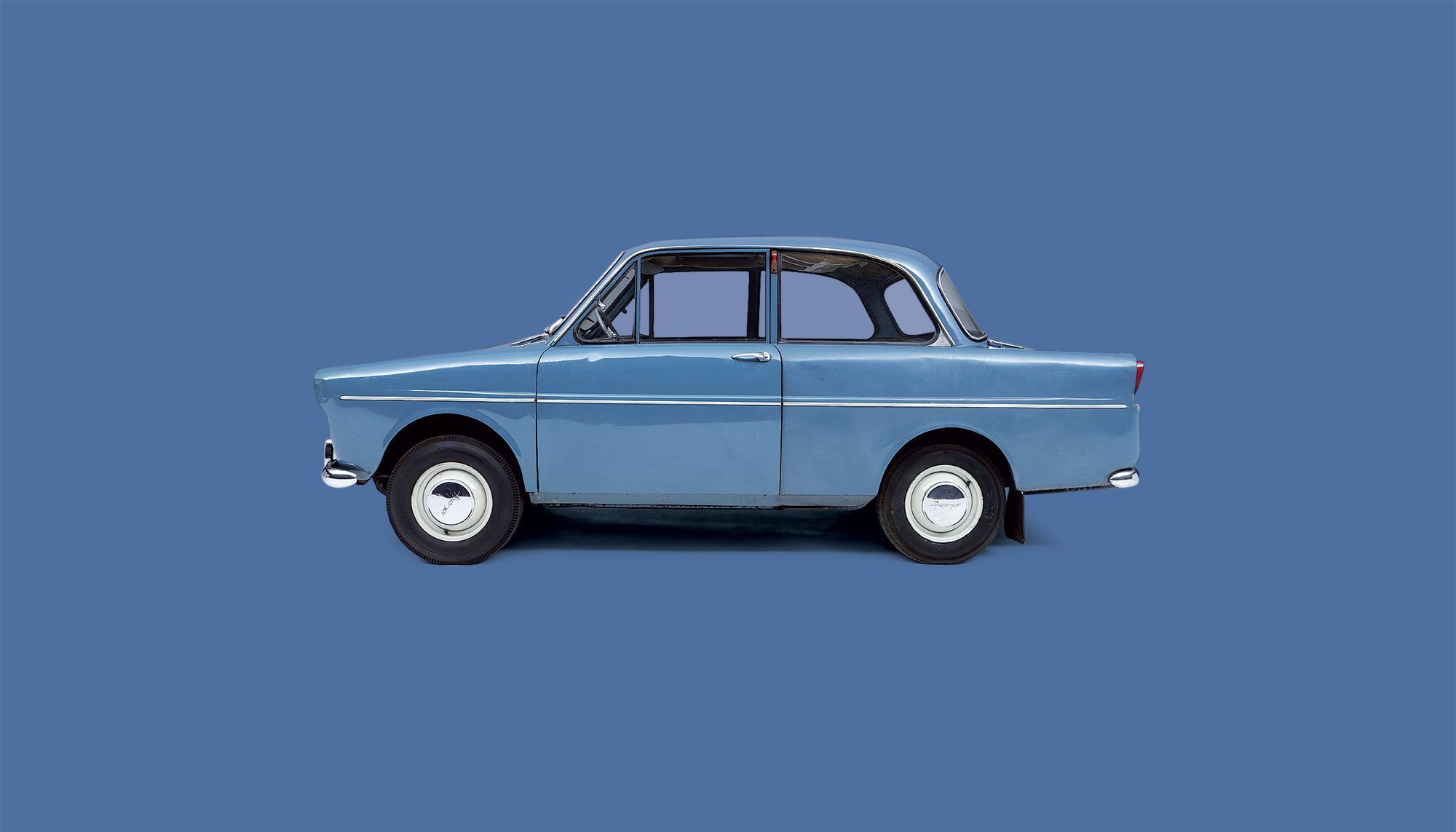 Bekijk DAF 600 Proto #13 in het Louwman Museum