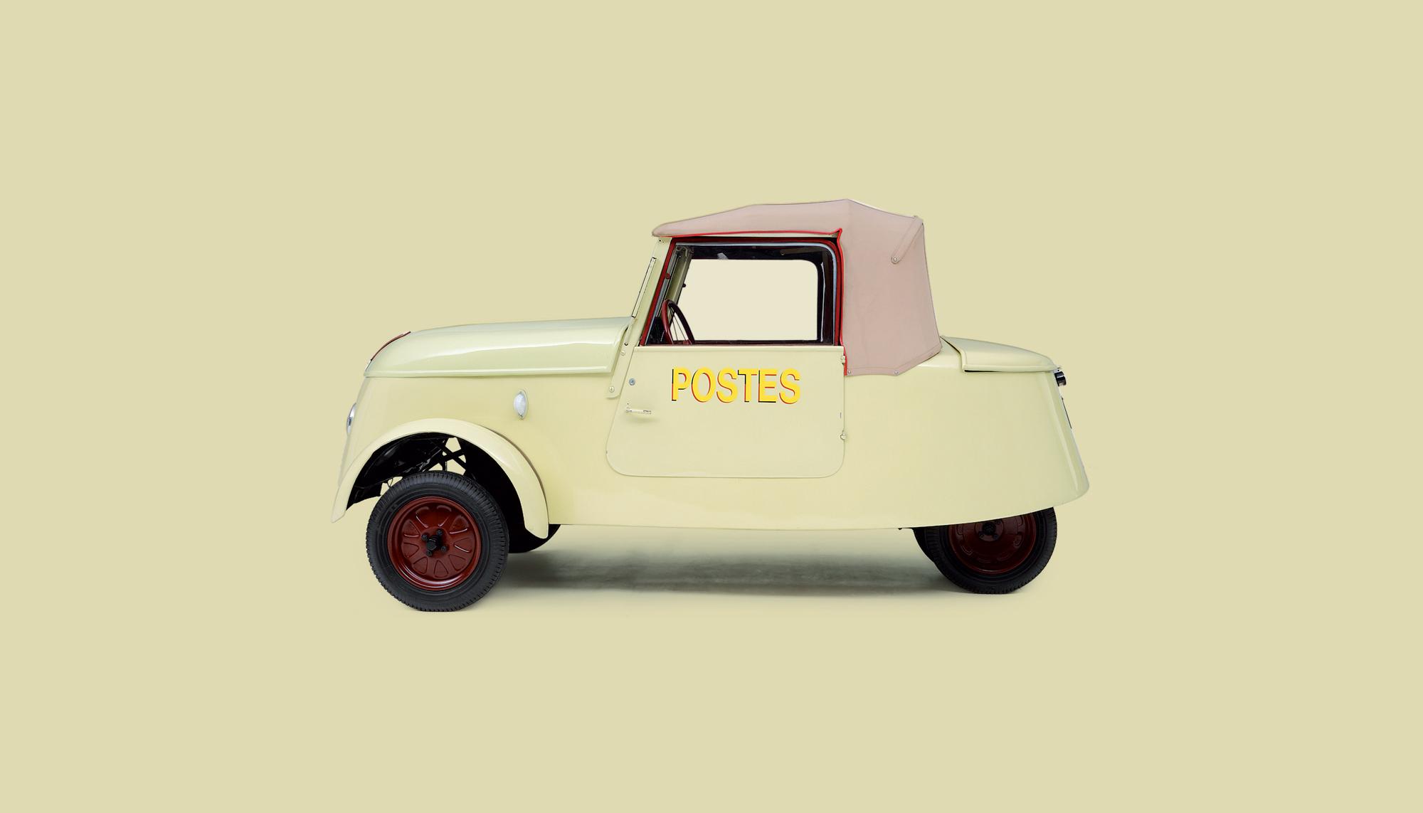 Bekijk Peugeot VLV in het Louwman Museum