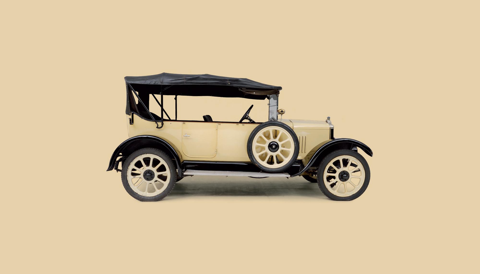 Bekijk Standard Eleven SLO4 Tourer in het Louwman Museum